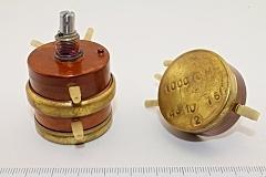Авиационные резисторы