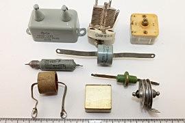 Не конденсаторы КМ