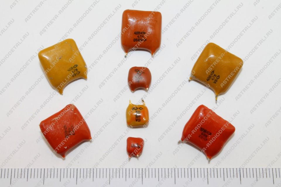 КМ 6 D рыжие