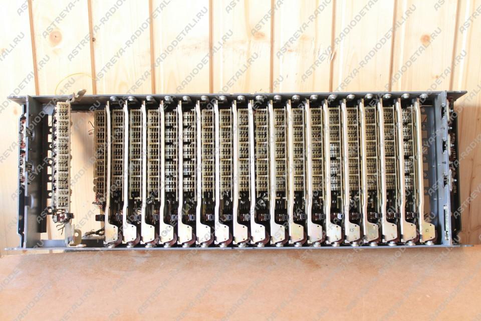 Блок МКС со струнами